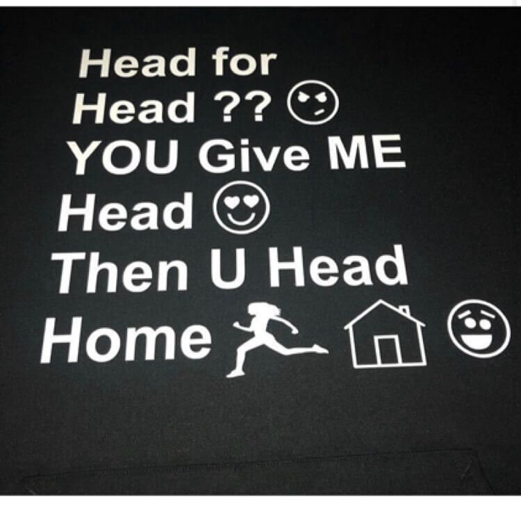 Head for Head
