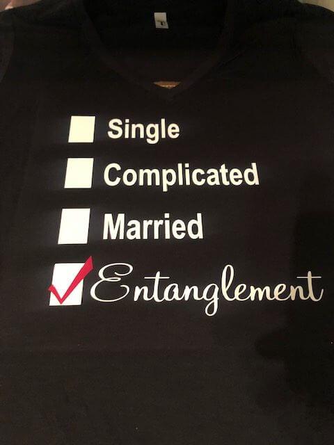 Entanglement (F)